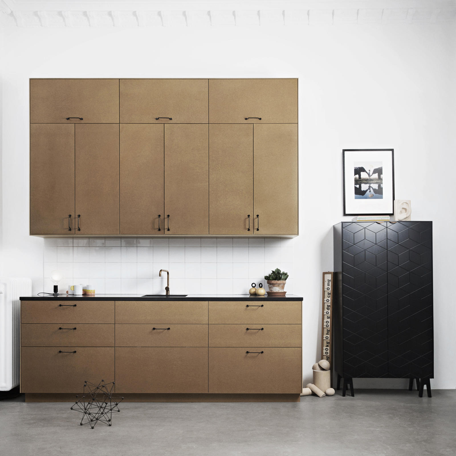 Naked In The Kitchen: WIRE - All Handles