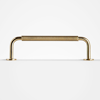Kitchen Handles In Various Materials, Copper Coloured Kitchen Cabinet Handles